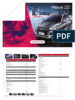 Ficha técnica de un vehículo