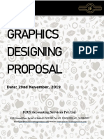 Graphic Design Proposal