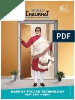 Apollo Chaukhat Brochure