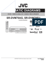 schematic diagrams SR-DVM70AG, SR-DVM70EU