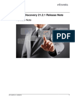TEMS Discovery 21.2.1 Release Note