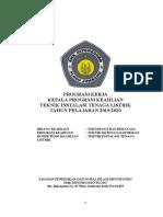 Program Kerja Kaprog TITL 2019-2020