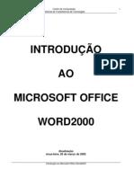 Word Basico 2000