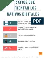 Desafios Que Enfrentan Los Nativos Digitales