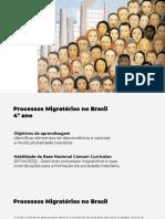 Plano de Aula Geof104 Reconhecendo a Miscigenacao Brasileira Na Sala de Aula