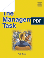 The Management Task by Rob Dixon
