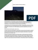 Muntele Montserrat- Sfere Luminoase, Dispariții Misterioase Și OZN-uri