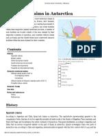 Territorial Claims in Antarctica - Wikipedia