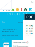SD-WAN for Managed Services