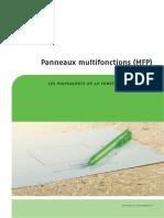Panneaux MFP - OSB