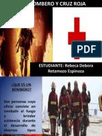 Bombero y Cruz Roja Expo Fin