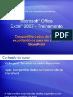 Compartilhe Dados Do Excel