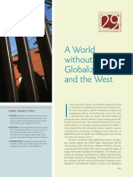Globalization from Western Civilizacions  Chapter 29