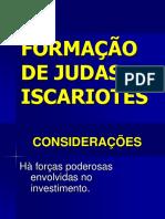 A Formacao de Judas Iscariotes