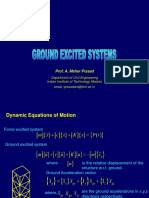 Ground Excited Systems