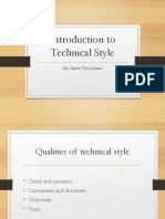 Lecture 2 Introduction Technical style.pptx