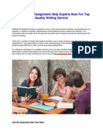 Connect With Assignment Help Experts Now for Top Quality Writing Service (1)