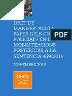 Informe Dret Manifestacio i Paper Cossos Policials_cat