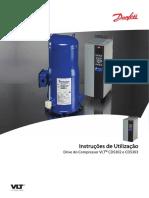 Drive do Compressor VLT® CDS302 e CDS303