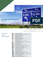 The Project Control Framework Handbook v2 April 2013