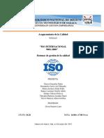 NORMA ISO Documento Final