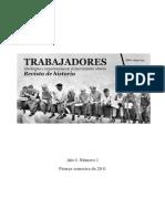Manuli - Los Anarquistas en Los Congresos de Fusion (1907-1910)