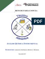 Apostilla de Análises de Alimentos PDF