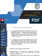 Cause and Effect ( PPT