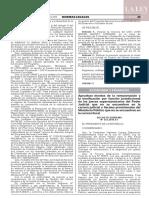 Decreto Supremo N° 353-2019-EF