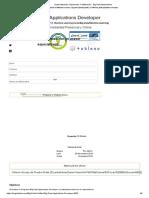 Especialización, Diplomado, Certificación - Big Data Applications