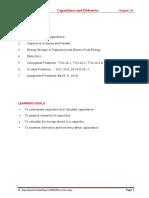 24_Capacitance and Dielectrics_R K Parida