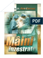 Maini inzestrate - Dr.Ben Carson