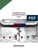 Swimming Pool Air Management Danx Brochure