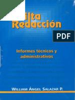 Libro Alta Redaccion Willian Angel Salazar