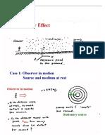 PH-213 Chapter-17 2 the Doppler Effect