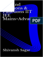 Sets, Functions, Relations (IIT JEE)