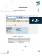Manual Sd Sap Va21 Creacion de Cotizacion