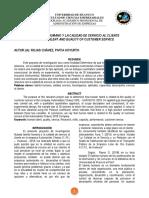 Rojas Chavez, Pivita Koyurth (Artículo Científico)