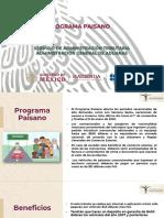 Sat Aduanas Programa Paisano, 29nov19