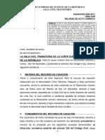 Casacion 2289 2017 Lima Sur Legis.pe