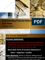Ch.3, Understanding Financial Statements and Cash Flows