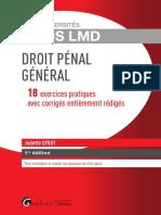 L2 - Droit Pénal (Corrigé)