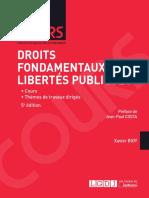 L3 - Libertés Fondamentales (Corrigé 2)