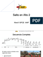 8.4 Salto en Alto 2 - CECS Level II 09