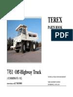 TR50 Parts Book