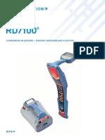 Hoja Técnica RD7100
