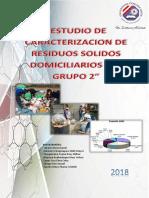 Caracterizacion de RRSS Grupo 2