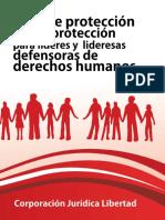 Autoproteccion de ddhh