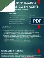 Transformador Trifásico en Aceite (2)