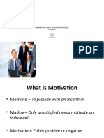 How to Motivate Employees Ppt